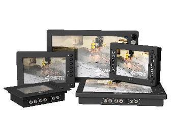 Monitory przemysłowe iwojskowe