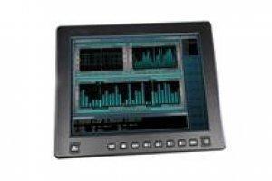 Wzmocniony ruggedyzowany monitor iKey Vision
